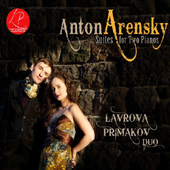 Anton Arensky - Suites for Two Pianos