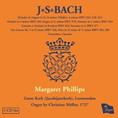 Johann Sebastian Bach - Vol. 8 - Margaret Phillips (Organ)