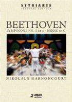 Ludwig van Beethoven - Symphony No. 5 - Mass in C - Nikolaus Harnoncourt (Conductor)