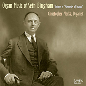 Seth Bingham - Organ Music Vol. 2