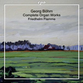 Georg Böhm - Organ Works