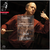 Johannes Brahms - Symphony No. 1 op. 68 / Variations on a Theme by Haydn op. 56