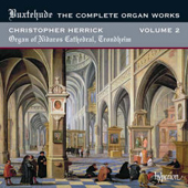 Dieterich Buxtehude - Organ Works Vol 2 - Christopher Herrick (Organ)