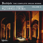 Buxtehude - Organ Works Vol. 3