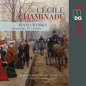 C�CILE CHAMINADE - Piano Works