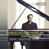Charles Richard-Hamelin plays Chopin