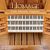 Homage - Various Organ Works
