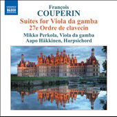 FRANCOIS COUPERIN - Suites for Viola da gamba