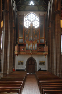 Walker and Sons Organ - St Chad's Cathedral