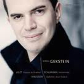 KIRILL GERSTEIN - Plays Liszt, Schumann and Knussen