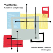 VAGN HOLMBOE - Chamber Symphonies
