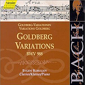 JS Bach - Goldberg Variations