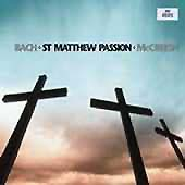 JS Bach - St. Matthew's Passion - Paul McCreesh (Conductor)