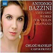 Antonio Bazzini - Virtuoso Works for Violin & Piano