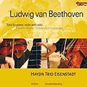 Ludwig van Beethoven - Trios for piano, violin & cello