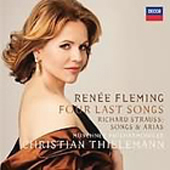 RICHARD STRAUSS - FOUR LAST SONGS