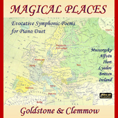 MAGICAL PLACES - Goldstone and Clemmow