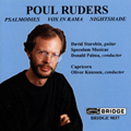 Poul Ruders - Volume 1