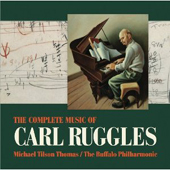 CARL RUGGLES - Complete Music
