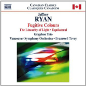 JEFFREY RYAN - Orchestral Works