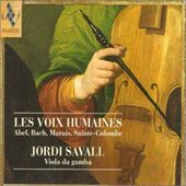 SAVALL - Les Voix Humaines