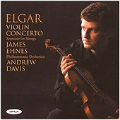 Edward Elgar - Violin Concerto - James Ehnes