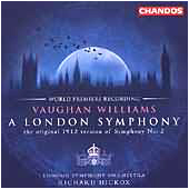 Ralph Vaughan-Williams - A London Symphony